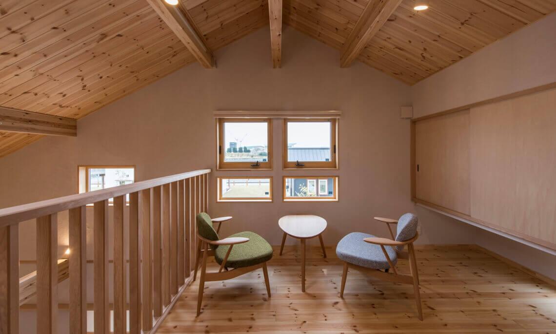 愛知県豊橋市の自然素材の家