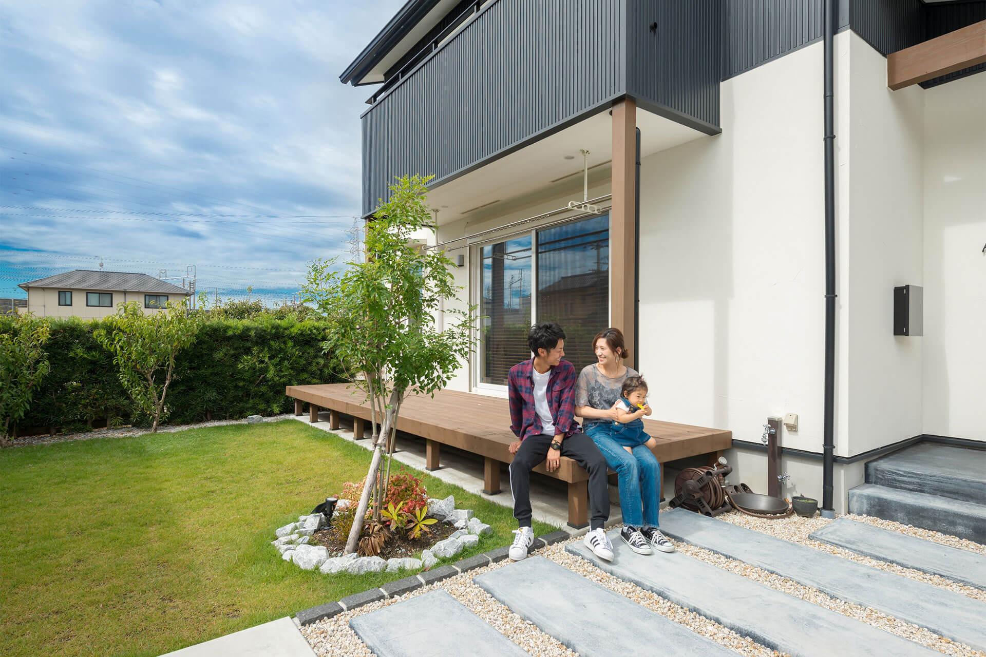 愛知県豊橋市で注文住宅・新築一戸建て・リフォームの施工事例